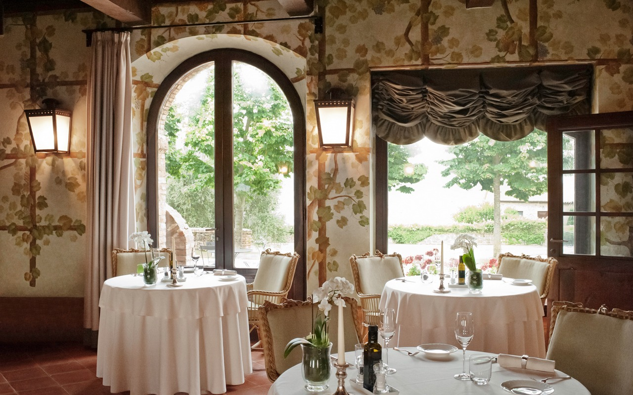 Castello Banfi - Our Hospitality - Restaurants
