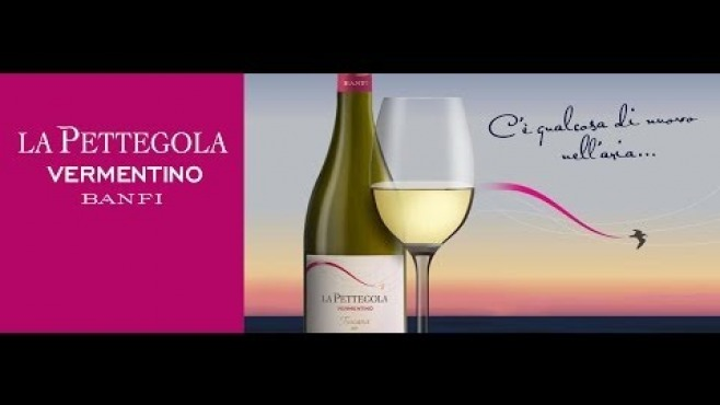 La Pettegola the New Vermentino by Banfi