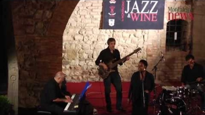 Joy Garrison dà il via a Jazz & Wine in Montalcino