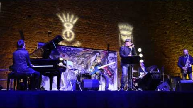 Nick The Nightfly in concerto a Jazz&Wine Montalcino